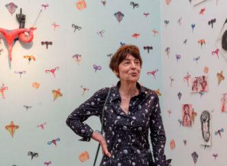 Annette Messager: lo bello y lo siniestro