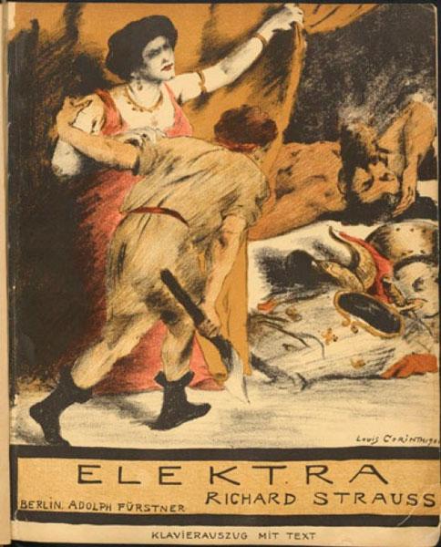 """Elektra"", Richard Strauss"