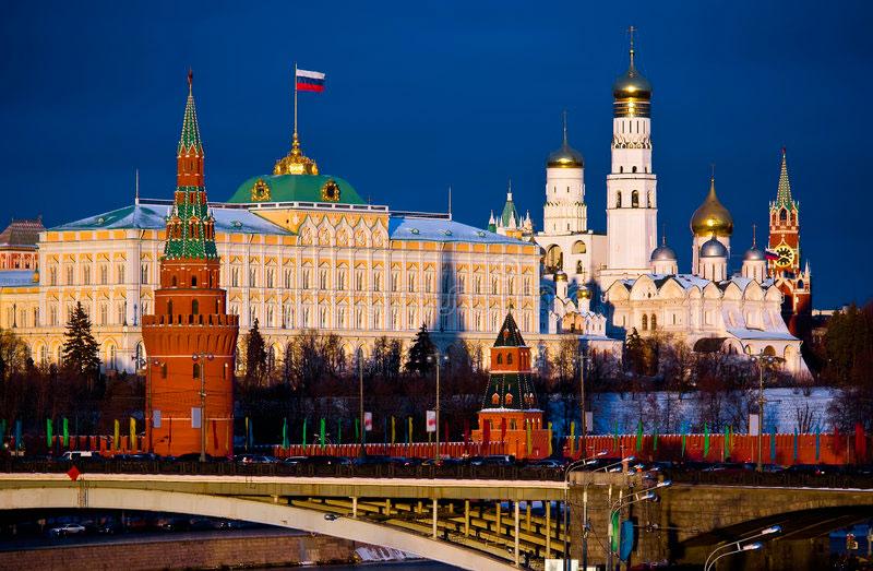 Kremlin. Moscow (Rusia)