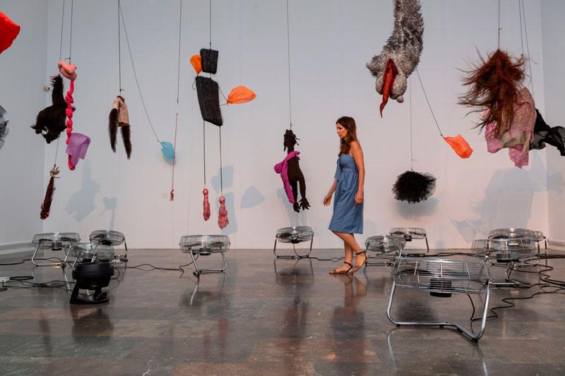 """""""Pudique-Publique"""", Annette Messager"""