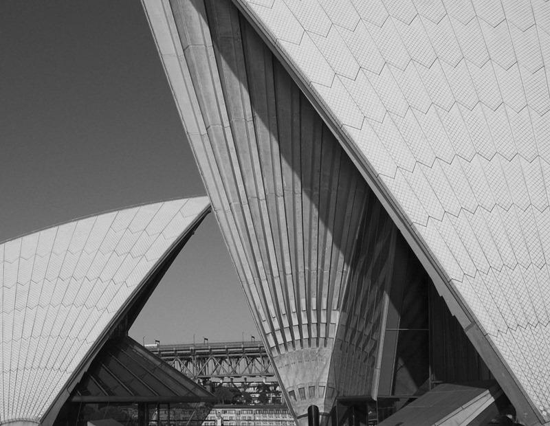 Ópera de Sídney (Australia). Arquitecto Jørn Utzon. © Fotografía Stringio.