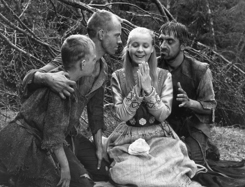 El manantial de la doncella (Ingmar Bergman, 1960)