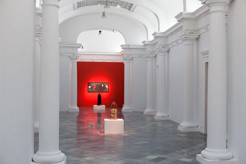 Exposición. Teresa Cebrián