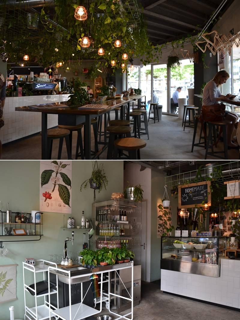 Coffe Lab, Eindhoven. © Fotografías SJLL.