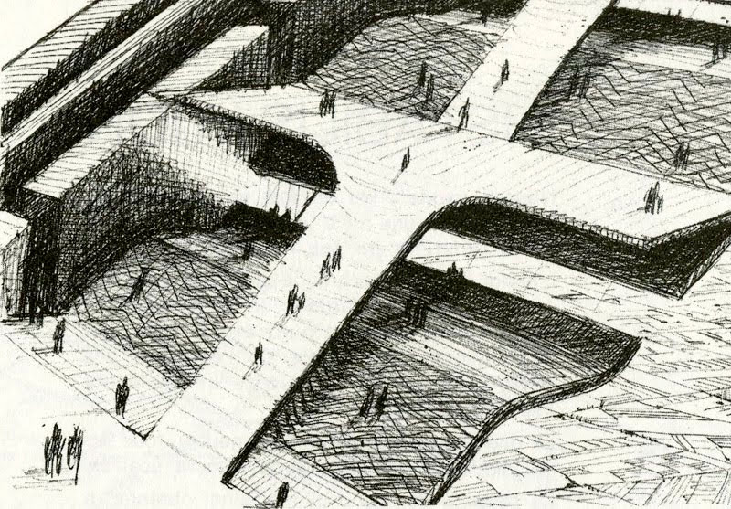 Claude Parent & Paul Virilio – Function of the Oblique 7