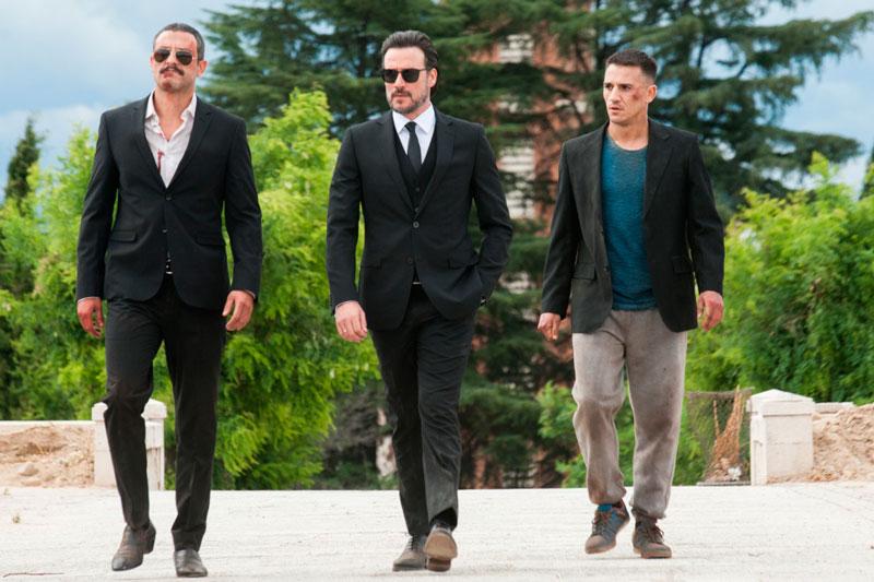 Gigantes. Serie Tv