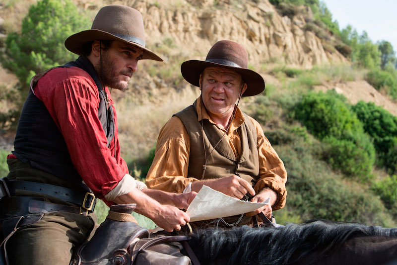 The Sisters Brothers (Jacques Audiard, 2018)