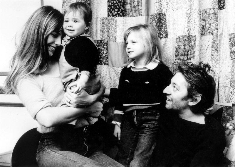 Familia Gainsbourg
