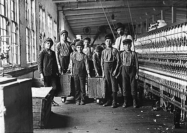Child workers in Newton NC
