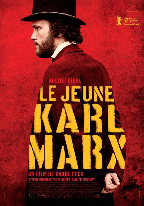 Le jeune Karl Marx (Raoul Peck, 2017)