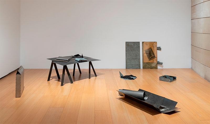 Entre lo real y lo ilusorio, 1986, Cortesía familia de la artista, Galería Espai Visor