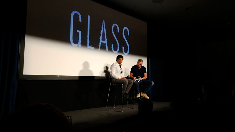 Glass (Cristal), M. Night Shyamalan