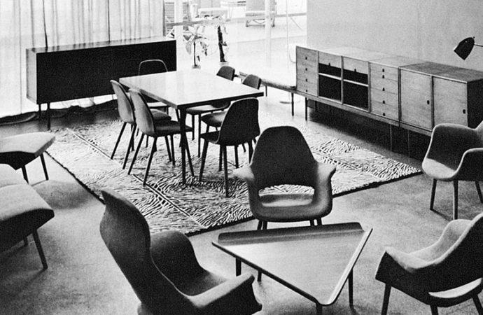El Estilo internacional: las sillas