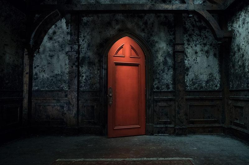 La maldición de Hill House. Serie TV