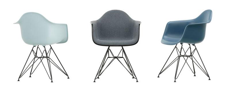 Silla DAR, Charles & Ray Eames © Vitra.