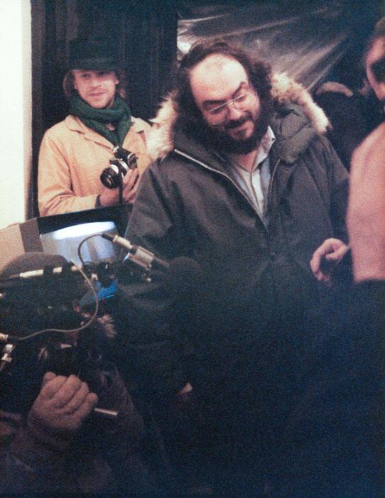 Stanley Kubrick. Courtesy of Leon Vitali