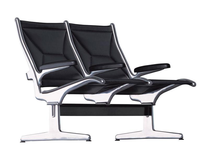 Tamdem Sling Seating (1960-63). Charles & Ray Eames