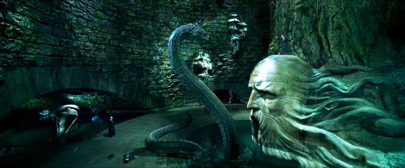 Harry Potter y la cámara secreta (Chris Columbus, 2002)