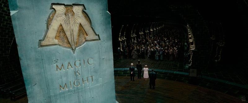 Harry Potter y las reliquias de la muerte (David Yates, 2010)