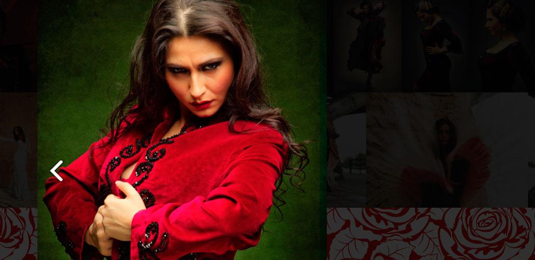"""Karime Amaya y su tributo a """"La Capitana"""""""
