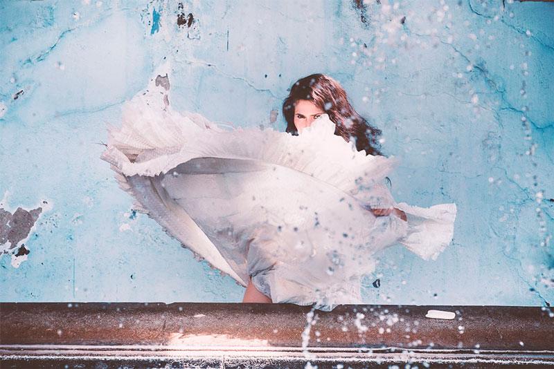 Karime Amaya. Foto Laura Abad. Revista cultural El Hype.
