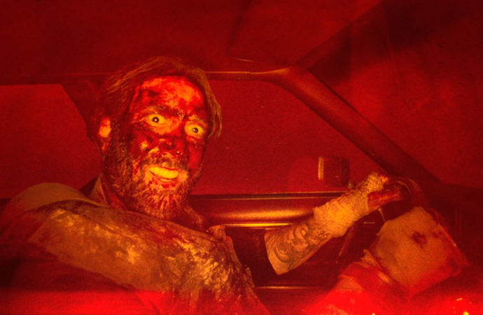 «Mandy»: sangre, amor y rock and roll
