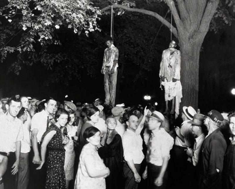 Racismo en EEUU. Años 60