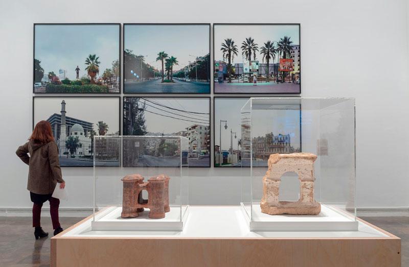 """""""Habitar el Mediterráneo"""". Exposición"""