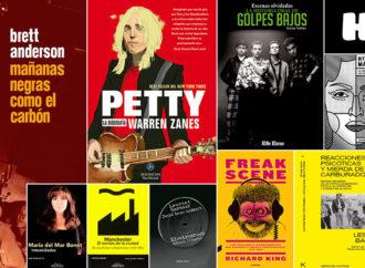 Los libros musicales del 2018
