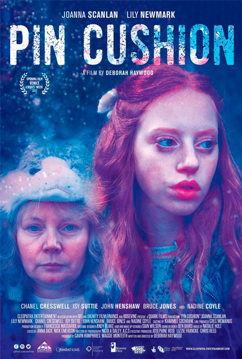Pin Cushion (Deborah Haywood, 2017)