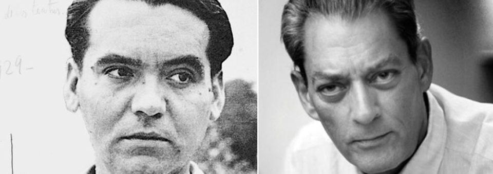 Lorca y Auster en Nueva York