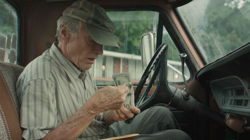 Mula (The Mule, Clint Eastwood, 2019)