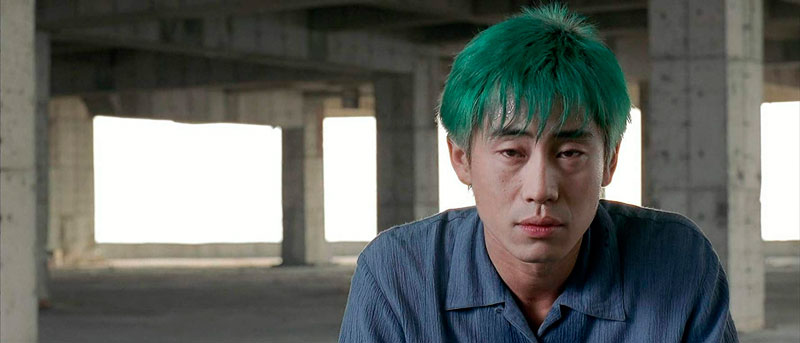 Sympathy for Mr. Vengeance (Park Chan-wook, 2002).