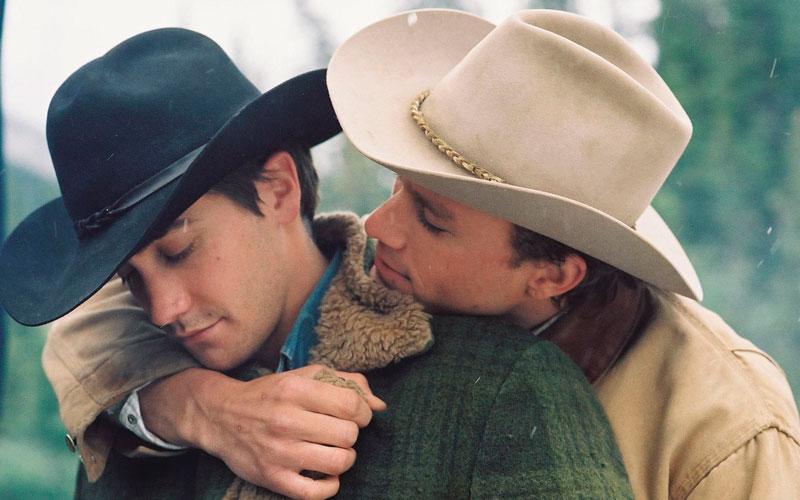 Brokeback Mountain (Ang Lee, 2005). San Valentín