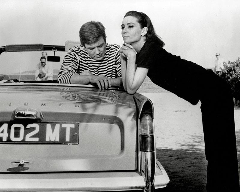 Dos en la carretera (Stanley Donen, 1967).