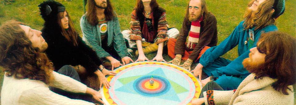 Vivir juntos, rockear juntos: las comunidades de Gong y el Padre Yod