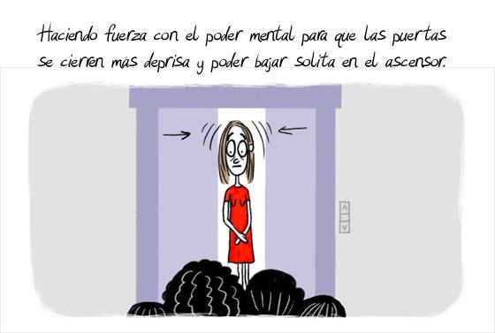 """Mezquindades diarias"". Mujeres Perdidas. Sara Strobl"