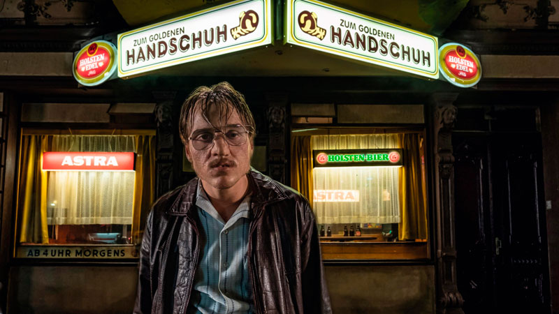 Berlinale. The Golden Glove (Fatih Akin, 2019)