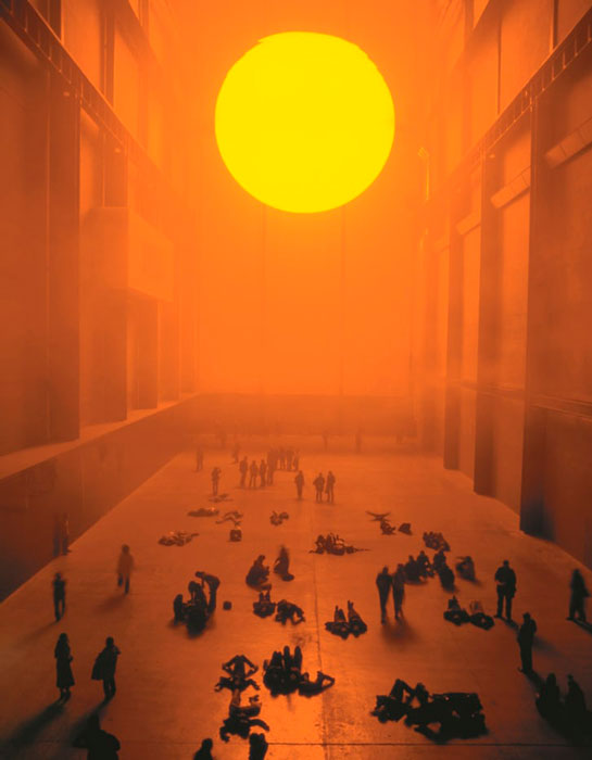 The Weather Project (Olafur Eliasson, 2003)