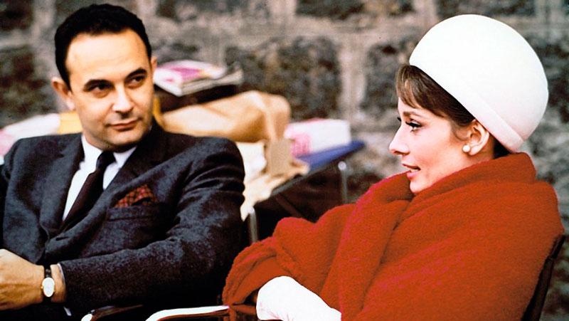 Charada (Stanley Donen, 1963).
