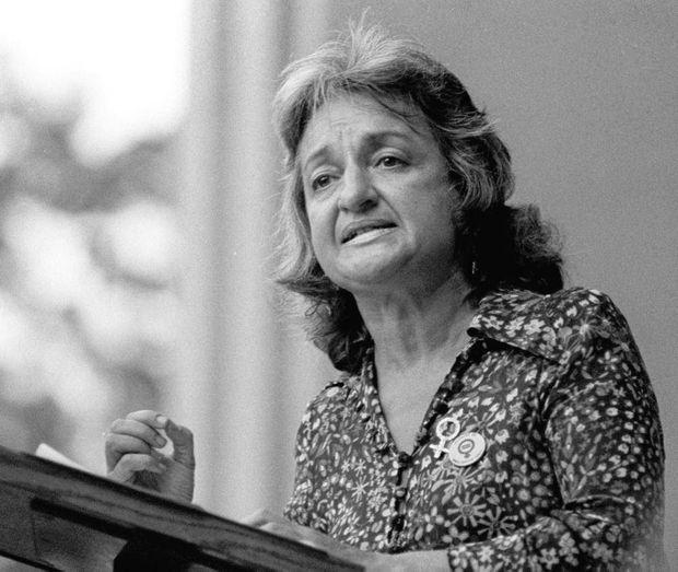 Feminismo. Betty Friedan