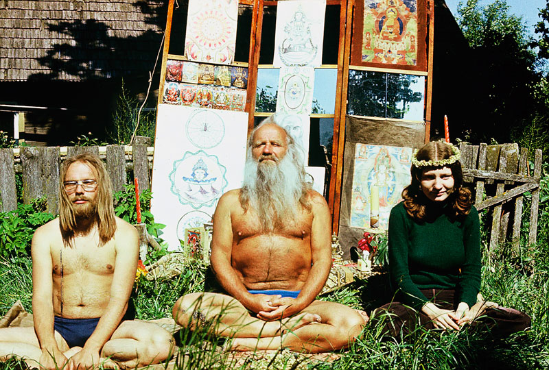 Movimiento Hippie - Orientalistas