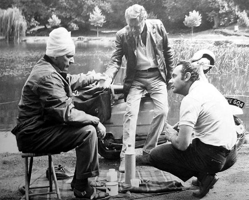 La escalera (Stanley Donen, 1969).