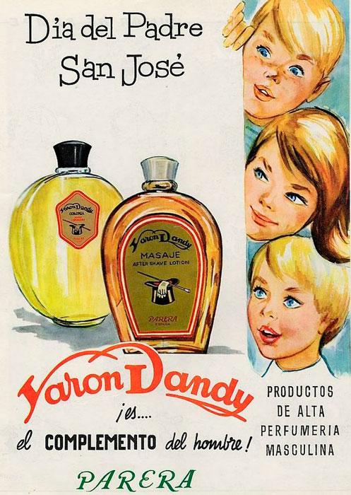 Publicidad de Varon Dandy