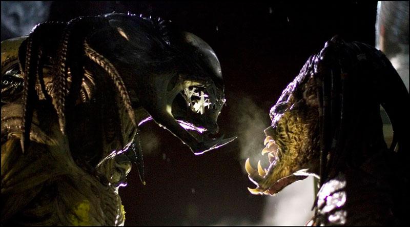Alien versus Predator (Paul W. S. Anderson, 2004).
