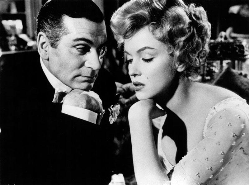 El príncipe y la corista (Laurence Olivier, 1957)