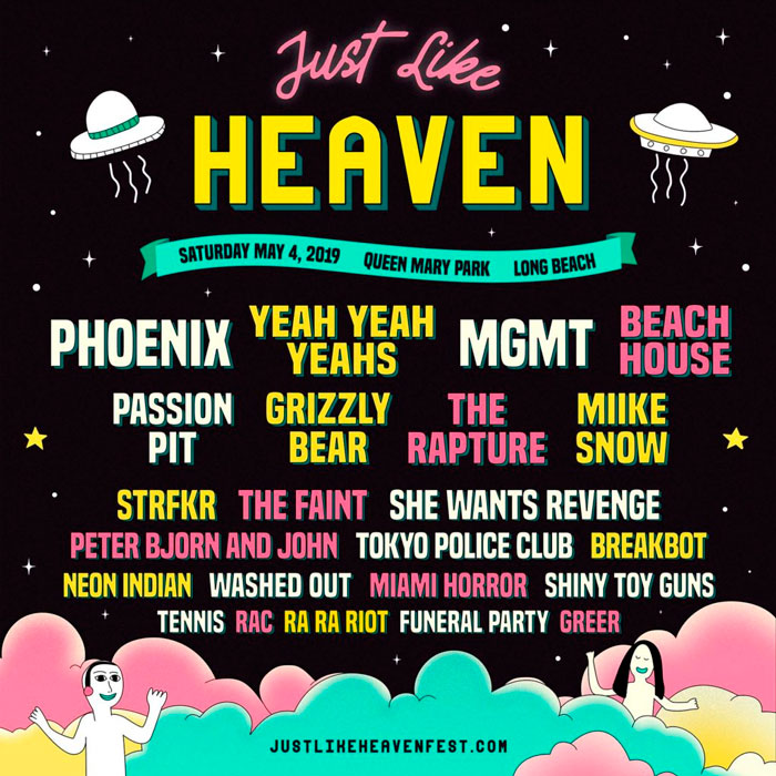 Just Like Heaven Fest