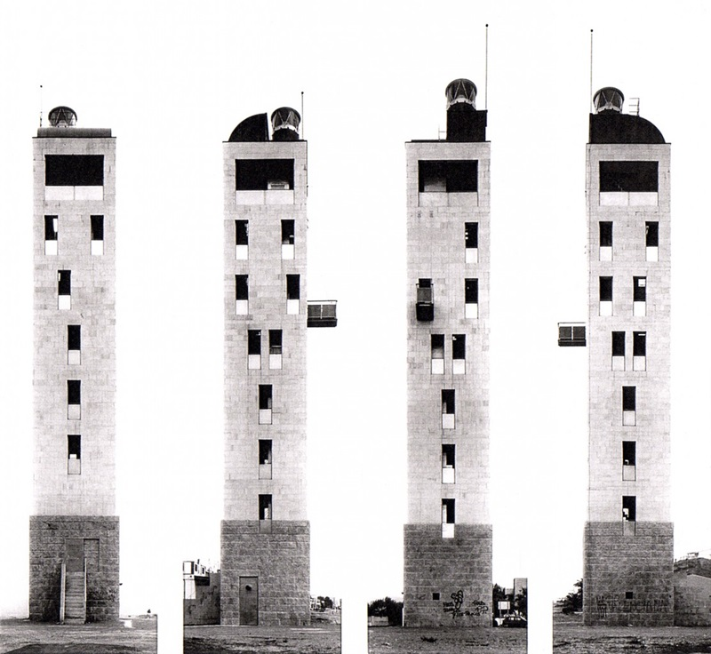 Faro de Nules (Castellón). ©Arquitecta Blanca Lleó.