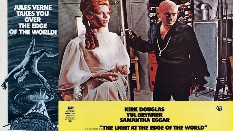 La luz del fin del mundo (Kevin Billington, 1971). Faro.