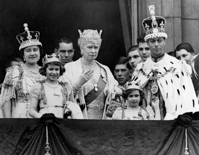 Coronación del rey Jorge VI de Inglaterra